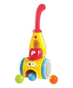 Look at this #zulilyfind! Scoop-a-Ball Launcher by Playgo #zulilyfinds