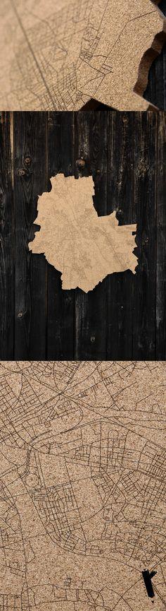 www.rzemisolo.pro www.facebook.com/rzemioslo.pro #rzemioslo #rzemioslo_pro #korek #tablicakorkowa #warsaw #warszawa #plan #mapa #cnc #laser #co2 #design #ozdoba #wpinki