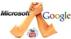 microsoft vs google #Internet #Web #Google #Socialnetwork #Facebook #Amazon #IDC  www.chimerarevo.com Il sito di tecnologia senza peli sulla lingua. Recensioni e news su internet, smartphone, tablet e tendenze tech. Seguici anche su: YouTube: http://www.youtube.com/user/ChimeraRevo Twitter: https://twitter.com/chimerarevo Google+: https://plus.google.com/+chimerarevo/posts