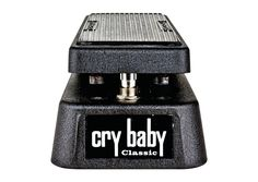 Dunlop GCB95F Cry Baby Wah Pedal - $100