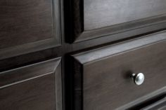 A close up shot of the HANDCRAFTED curves of the PENDER drawer fronts. Solid Eastern HARD maple built in Beautiful British Columbia.  If you want to see some more visit: www.thebedroomgallery.com and link to our suppliers