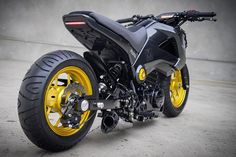 This is a custom MAD Industries, is Honda Grom 2015 Honda Grom Mods, Honda Grom Custom, Honda Grom 125, Custom Moped, Custom Bikes, Grom Bike, Grom Motorcycle, Motorcycle Design, Blue Lamborghini