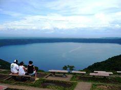 Mirador Catarina - Laguna de Apoyo na cratera do vulcão - Nicarágua - Viagem com Sabor