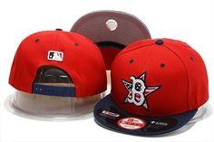 Boston Red Sox snap back hat (010)