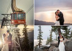 Lake Tahoe Wedding,