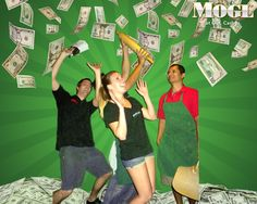 MOGL Money Greenscreen