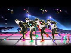 [Just Dance 4] What Makes You Beautiful - One Direction. the whole entire dance!! i need tog get it!!
