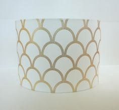 Custom Drum Lamp Shade in Caitlin Wilson's by LampShadeDesigns, $110.00