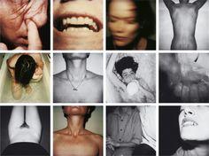 orux:  Arbeit| Work, 1980/81 Hannah Villiger