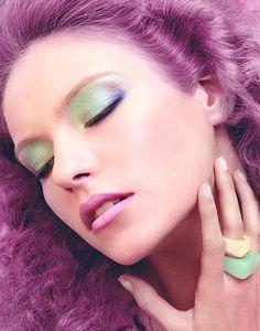 pastel make up