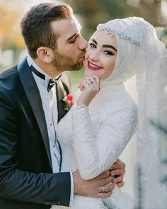 Likes, 32 Comments - bekirsozakphotography ( on Ins. Bridal Hijab, Muslim Wedding Dresses, Hijab Bride, Muslim Brides, Wedding Hijab, Bridal Dresses, Wedding Gowns, Wedding Cakes, Wedding Pics