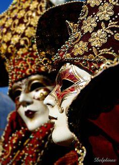Two Masks | Flickr - Photo Sharing!