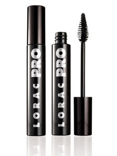 LORAC PRO Black Mascara $23. Get extra-long, ultra-thick and extremely dramatic lashes with each lash-extending buildable coat. The super-size, jumbo PRO brush easily grabs each lash from root to tip and corner to corner for a luxurious faux-lash look.