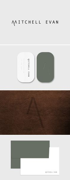 Branding for a Military-Inspired and High-End Men's Fashion Line