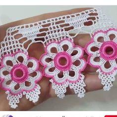 Crochet Art, Free Crochet, Baby Knitting Patterns, Crochet Patterns, Crochet Curtains, Hand Applique, Tans, Free Pattern, Crochet Necklace