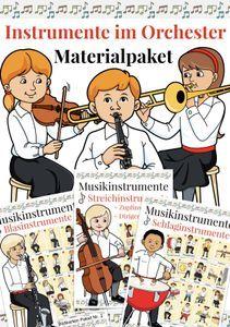 Bildkarten Musikinstrumente Musik Unterrichtsmaterial In Den Fachern Fachubergreifendes Musik In 2020 Bildkarten Musik Unterrichtsmaterial