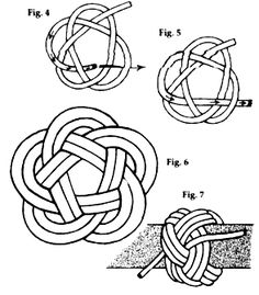 Macrame Art, Macrame Knots, Rope Crafts, Yarn Crafts, Hobbies And Crafts, Diy Crafts To Sell, Rope Decor, The Knot, Knot Pillow