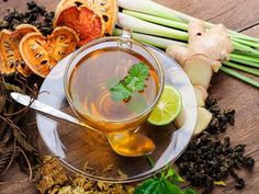 15 Best Herbal Teas & Their Health Benefits | Organic Facts