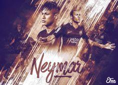 Ballon D'or 2015 - Messi/Ronaldo/Neymar on Behance