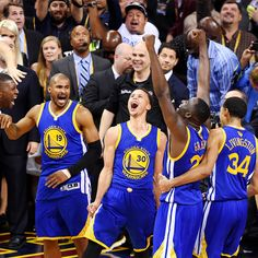 Are the Warriors just getting started?