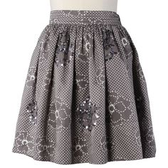 floral skirts for women | Floral Fantasy Sequin Skirt - 7 Pretty Skirts from Ruche ... | All ...
