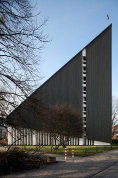 Thomaskirche in #Gelsenkirchen im #Ruhrgebiet