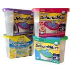LARGE Interior Dehumidifier Home Portable Damp Mould Mildew Moisture Remover