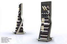 Retail Point of Purchase Design | POP Design | Alcohol & Soft Drinks POP | www.sharkskindesign.com
