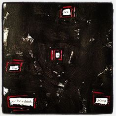Night Cap: Make Black Out Poetry, Black Out Poetry, Poetry