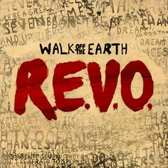 Find the album R.E.V.O. by Walk off the Earth in our catalog: http://highlandpark.bibliocommons.com/item/show/2262689035_revo