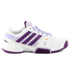 Adidas Barricade Team 3 Tennis Shoe - White/Tribal Purple - Junior - 3.5 adidas http://www.amazon.com/dp/B00HOBKV52/ref=cm_sw_r_pi_dp_LEB2tb1A5ZK96PPM