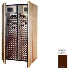 Vinotemp Vino-600-2-ma 400 Bottle Wine Cellar With Two Cooling Units - Mahogany by Vinotemp. $4899.00. Vinotemp VINO-600-2-MA 400 Bottle Wine Cellar With Two Cooling Units - Mahogany. VINO-600-2-MA. Wine Cellars. This Vinotemp Wine Cellar comes with two individual compartments with separate cooling systems for red and white wines. The wine mate self contained cooling system ensures proper circulation while your wine is stored safely away. Digital temperature control ma...