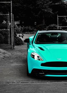 Tiffany Aston Martin! Now this is my kind of car #tiffany co #Jewelry
