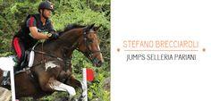 Stefano Brecciaroli - jumps #SelleriaPariani