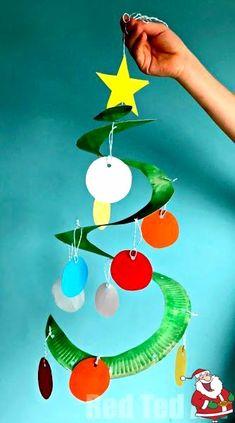 30+ Easy Christmas Crafts für Kinder - Die Freude am Teilen - #Christmas #Crafts #die #Easy #Freude #für #Kinder #teilen