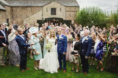 Lyde Court Wedfest Wedding | Herefordshire Wedding Photography photo by Gemma Williams Photography www.gemmawilliamsphotography.co.uk