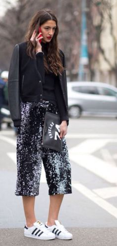 Street Style Milan Fashion Week Fall Winter 2016-2016LA Social Fashionista