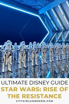 Before you head to Disneyland Star Wars: Galaxy's Edge, see what makes Star Wars: Rise of the Resistance such an amazing attraction! San Diego Vacation, Disney Vacation Club, Disney Cruise Line, Disney Vacations, Disney Trips, Disney Travel, California Vacation, Disney California, Disney Cast