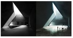 Images surfacing on Twitter show an uncanny similarity between some of the film's concept art and a 2010 design by Spanish practice Estudio Barozzi Veiga.