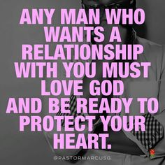Your heart is a treasure. #PastorMarcusGill