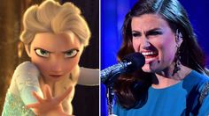 Idina Menzel makes inappropriate comment about self-injury and is called out by NAMI   Self-injury is not synonyms with suicide  Self-injury is not a joke  Trigger warnings: cutting mentioned