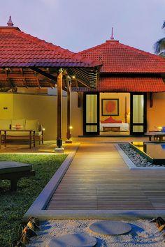 Beautiful villa at Sainte Anne Island, Seychelles