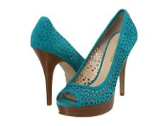 Enzo Angiolini Sully Turquoise Suede - Zappos.com Free Shipping BOTH Ways