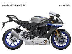 Yamaha YZF-R1M (2017)
