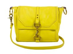 Lucy Bag in canary yellow. $175. Lucy Bag in purple leather. $175. If you are interested in purchasing this bag, or any other bag you see on this board, message me at info@madelinechadwick.com