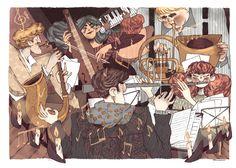Núria Tamarit, Valencia (Spain) Illustrator and comic artist