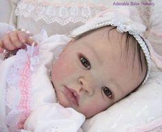 Reborn ~ Baby Shyann ~ Vinyl Doll Parts Kit by Aleina Peterson 3039 Reborn Toddler Girl, Reborn Babies, Bountiful Baby, Wiedergeborene Babys, Fake Baby, Silicone Baby Dolls, Reborn Doll Kits, Newborn Baby Dolls, Realistic Dolls
