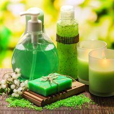 DIY-Rezept für selbst gemachte Shampooseife mit nur 4 Zutaten