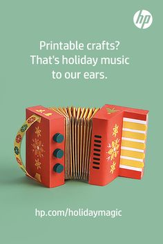 Crafts To Make, Fun Crafts, Arts And Crafts, Christmas Paper Crafts, Christmas Diy, Printable Crafts, Free Printables, Coaster Crafts, Paper Crafts Origami