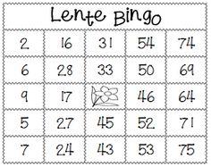 Bingo is een hartstikke leuk spel om in de klas te gebruiken. De bingo bladen bij dit spel zijn versierd in een lente thema. Leuk tijdens een voorjaars- of paasviering.